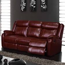 Colored Leather Sofas Interesting Wine Colored Leather Sofa Also Home Interior Redesign