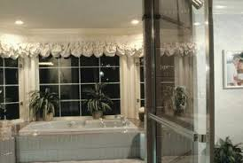 How To Make Swag Curtains How To Hang A Swag Valance U0026 A Curtain On A Single Rod Home