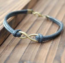 infinity bracelet leather images Infinity bracelet leather guardianspirit jpg