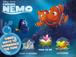 Finding Nemo Story Book For Children Read Aloud Finding Nemo Storybook Deluxe By Disney Ios
