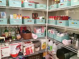 walk in pantry organization pantry makeover