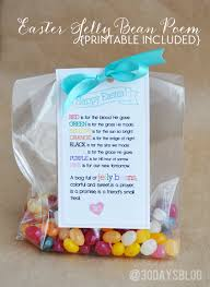 free easter poems easter treat printable easter jelly beans jelly beans and poem