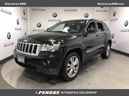 used jeep cherokee 2013 used jeep grand cherokee 4wd 4dr laredo at motorwerks bmw