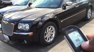 2005 chrysler 300c with a newly installed viper 5706v youtube