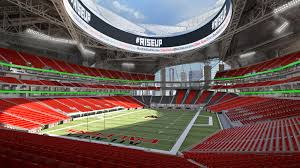 house of reps seating plan atlanta falcons u0027 new stadium offers 5 500 reserved seating plans