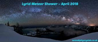 lyrid meteor shower lyrid meteor shower 16 25 april 2018