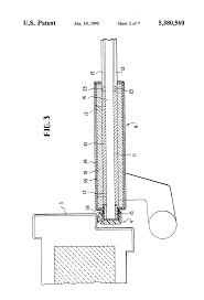 patent us5380569 fire resistant glass partition google patents