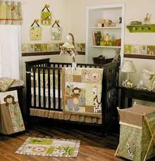 baby nursery decor green decoration baby boy nursery set elephant
