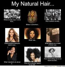 Natural Hair Meme - natural hair memes theories of global cultural studies fall 2013