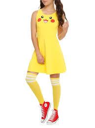 pikachu costume halloween city pokemon pikachu costume dress topic
