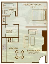520 Sq Ft Sterling Pointe Apartments 500 S Carmichael Sierra Vista Az