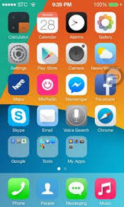 apk ios ilauncher ios 10 style apk free tools app for android