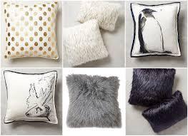 Faux Fur Throw Pillow Faux Fur Pillows In Color Simple Faux Fur Pillows For Glamorous
