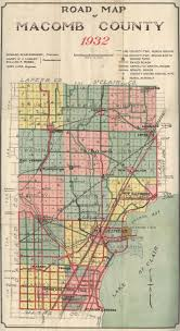 Michigan County Map With Cities by 14 Best St Clair Shores History U0026 Historic Pictures Images On