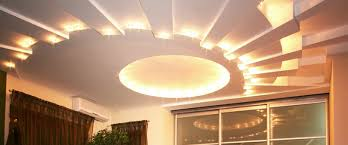 lighting up the ceiling u2013 saint gobain gyproc india