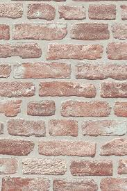 light red thin brick wallpaper brickwallpaper com