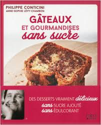 gâteaux et gourmandises sans sucre lisez