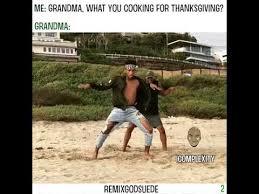 you name it thanksgiving anthem