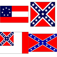Confederate Flag And Union Flag When Cannot Be Heritage Political Eye Candy