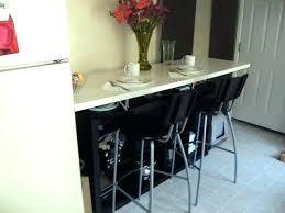 table cuisine blanche table haute pliante bar newsmaker me