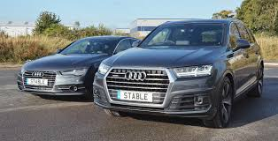 audi a7 audi a7 s line and audi q7 s line stable vehicle contracts