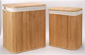 wooden laundry hamper with lid dual laundry hamper for your bathroom u2014 sierra laundry