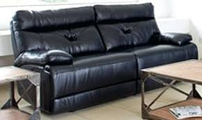 Ebay Sectional Sofa Black Leather 5 Seater Recliner Sectional Sofa 2 Ebay With Console
