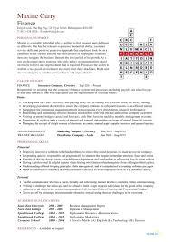 24 best finance resume sample templates wisestep financial analyst