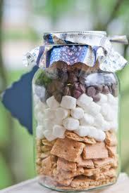 ready to make s u0027mores in a jar great holiday gift sweets