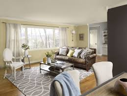 Living Room Paint Colors With Brown Couch Living Room Paint Schemes Fionaandersenphotography Com