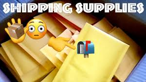 best cheap shipping supplies for online business 0 07 bubble