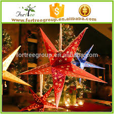 Outdoor Hanging Christmas Decorations Hanging Christmas Star Hanging Christmas Star Suppliers And