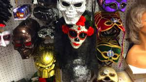 masquerade mask costumes for halloween masquerade masks our chicago store u0027s mask wall youtube