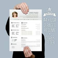 2 Page Resume Template Cover Letter Pages Modern Circle Cover Letter For Pages Free