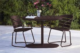 Patio Furniture Bistro Set - zipcode design harlan 3 piece bistro set u0026 reviews wayfair
