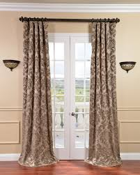 Multi Colored Curtains Drapes Faux Silk Curtains Drapes Shop The Best Deals For Nov 2017