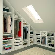 exquisite nordic house open closets closet designs and small spaces