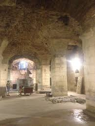 game of thrones prepares three sets at diocletian u0027s palace for