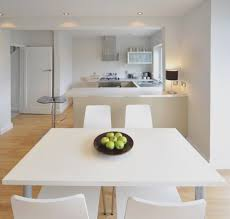 Round White Table And Chairs For Kitchen by Kitchen Beautiful Armless White Kitchen Chairs With Round Table