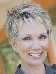 wispy haircuts for older women photos of short haircuts for older women short spiky hairstyles