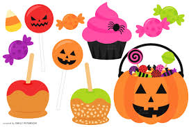 candy apple halloween clipart u2013 halloween wizard