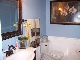 Brown Blue Bathroom Ideas Top Blue And Brown Bathroom Designs Bathroom Color Ideas Blue And