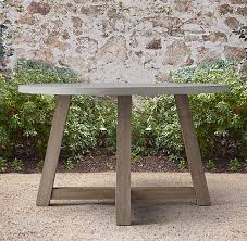 Round Concrete Patio Table Awesome Round Table Outdoor Round Patio Tables Starrkingschool