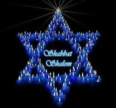 shabbat candles challah covered and kiddush cup israel