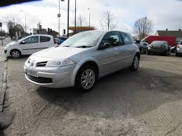 used 2008 renault megane 1 4 extreme 16v sport 3 door manual for