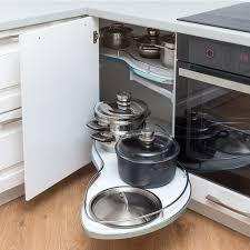 kitchen cabinet storage solutions diy pot and pan pullout 12 creative solutions for storing pots and pans the family