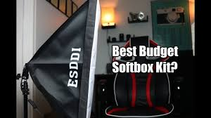 low budget lighting kit esddi 20 x 28 softbox lighting kit lighting youtube videos on a