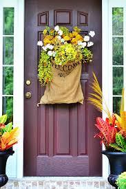 Flower Decoration At Home 24 Creative Fall Harvest Home Decor Ideas