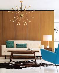 Mid Century Chandeliers Contemporary Chandeliers That Dazzle With Their Heavenly Charm
