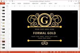 award ceremony presentation template award ceremony powerpoint